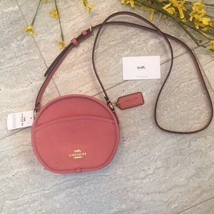 NWT Authentic Coach Limited Edition Canteen Bag